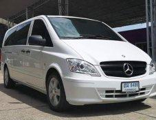 Benz Vito 115cdi ( รถออกศูนย์ benz thailand ) ปี 2013