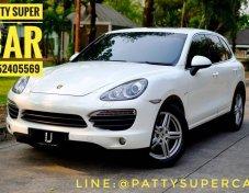 Porsche Cayenne S Hybrid 2012