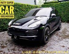 Porsche Cayenne Diesel 3.0 V6 Year 2012