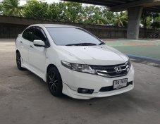 Honda City 1.5 V CNG AT ปี 2013