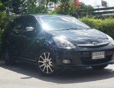 2008 Toyota WISH Q suv มีเครดิตออกรถ 5,000 บาท ไม่สะดวกมาเซ็นมีไฟแนนซ์วิ่งเซ็นรู้ผลภายใน 30 นาที