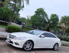 Benz E250 AMG Coupe ปี 2012
