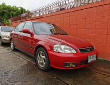 2000 Honda CIVIC E sedan