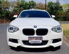 BMW 116I M-Sport ปี 2015