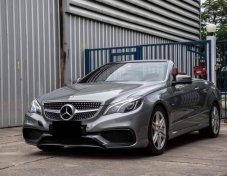 Benz E250 CGI CABRIOLET AMG Package Facelift (W207) ปี2011