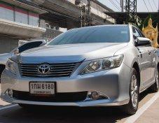 Toyota Camry 2.0 G CD ปี2012/2013 เกียร์AT ราคา 599,000-.