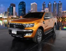 FORD RANGER (15-17) WILDTRAK Double Cab Hi-Rider 2.2 ปี 2017 6กอ5108