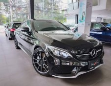 Mercedes-Benz  C43 Coupe AMG 2018