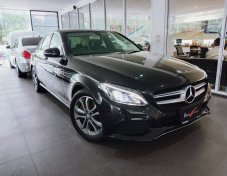 Mercedes Benz C350e Plug-in Hybrid Avantgarde 2016