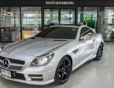 2011 Mercedes-Benz SLK200 AMG coupe