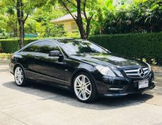 Benz E250 Coupe AMG ปี 2012