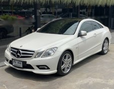 Mercedes-Benz E250 Coupe AMG ปี 2012