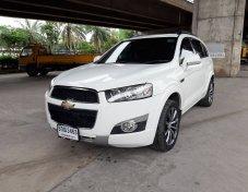Chevrolet CAPTIVA 2.4LT ปี2012 สีขาว รถมือเดียว ไม่แก๊ส เอกสารครบ