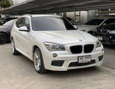 BMW X1 20d ดีเซล M Sport ปี2015