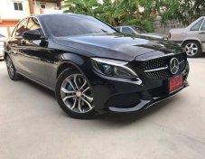 Mercedes-Benz C350 e sedan ปี 2017