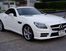 Mercedes Benz SLK 200 ปี2016