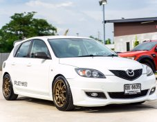 {เซลล์เมฆ} MAZDA3 1.6 SPIRIT SPORTS 5dr Top A/T 2011