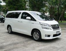 2012 Toyota VELLFIRE Hybrid E-Four mpv