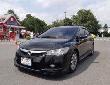 ((ราคาพิเศษ))Honda Civic FD 1.8 E navi AT 2010 สีดำ