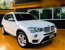 BMW X3 2.0i LCI ปี 2015