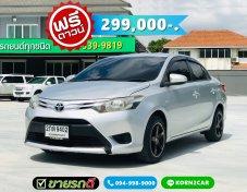 Toyota Vios 1.5 J AT ปี2013