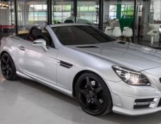 Benz Slk200 R172 ปี 2011