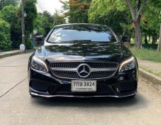 Benz CLS250 Cdi AMG ปี2015