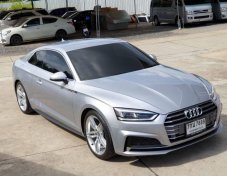 """Audi A5 40TFSI S-Line Sport Coupe ปี18"""" 7พันโล"""