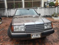 1991 Mercedes-Benz 300E Classic sedan