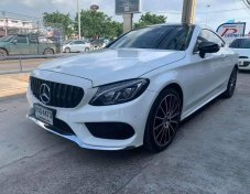 Benz C250 Coupe AMG 9speed ปี 2018