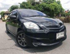 ((ราคาพิเศษ))Toyota Vios 1.5 J Auto 2010 สีดำ