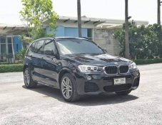 BMW X3 M Sport ปี 2017