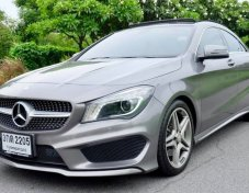 Benz CLA 250 AMG Package 2014