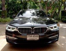 2018 BMW Series5 G30 520d Luxury sedan