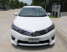 2015 Toyota Corolla Altis CNG sedan