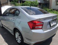 2012 ฟรีดาวน์ จัดเต็ม Honda city 1.5 V auto