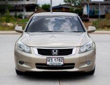 HONDA ACCORD 2008 (โฉม07-13) EL i-VTEC Sedan 2.4