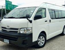 ขาย Toyota commuter 2.7 เบลซินตัวนอก Auto ปี 2011