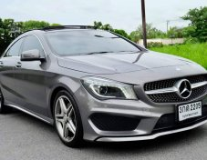 Benz CLA 250 AMG Package ปี2014