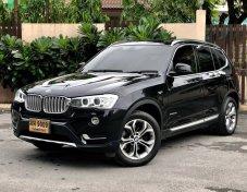 ขาย BMW X3 xDrive20d Highline Lci (F25) 2015 BSI ถึง 2020 TOP สุด ไมล์ 79,xxx โลแท้