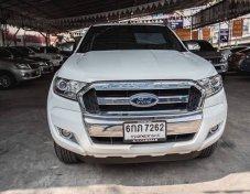 Ford Ranger Doublecab 2.2 XLT Hi ปี2016