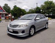 ((ราคาพิเศษ308,000))Toyota Altis 1.6 G Auto 2010 สีเทา