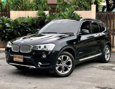 BMW X3 xDrive20d Highline Lci (F25) ปี 2015
