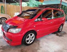 2003 Chevrolet Zafira Sport suv
