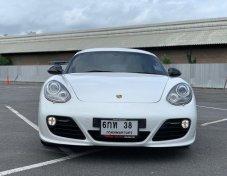 Porsche Cayman เกียร์ PDK ปี 2012 Option เต็ม มือเดียว ภาพสวย