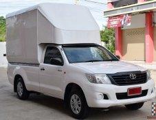 Toyota Hilux Vigo 2.5 CHAMP SINGLE (ปี 2012) J Pickup MT ราคา 319,000 บาท