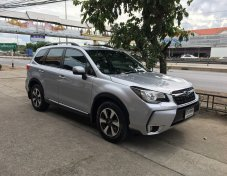 Subaru forester 2.0i.p รุ่นTop ปี2016  รถมือเดียว ไม่เคยชน สภาพดีมาก