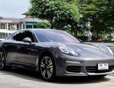 Porsche Panamera S Plug in e-Hybrid ปี 2015