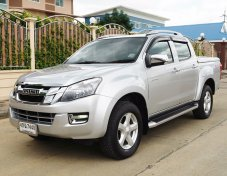 ISUZU D-MAX ALL NEW CAB-4 V-Cross 3.0 VGS Z-Prestige Navi 4WD Push Start โฉมSUPER DAYLIGHT MNC ปี 2015 เกียร์AUTO 4X4