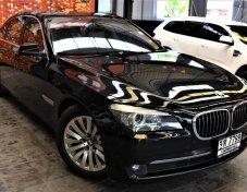2011  BMW 730 Li ตัว TOP สภาพนางฟ้า Sunroof เบาะไฟฟ้า ออฟชั่นครบ สภาพสวยเดิมสุดๆ มือเดียวออกห้างซื้อเงินสด ตอนป้ายแดงกว่า 7 ล้าน